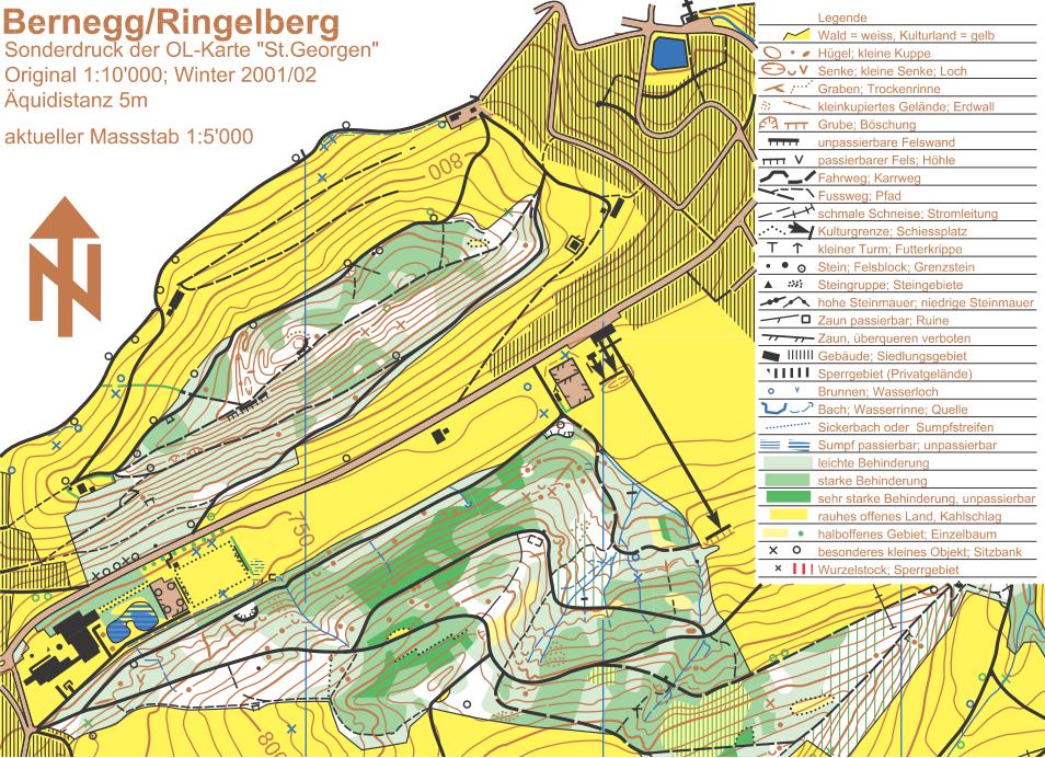 Ringelberg-Karte